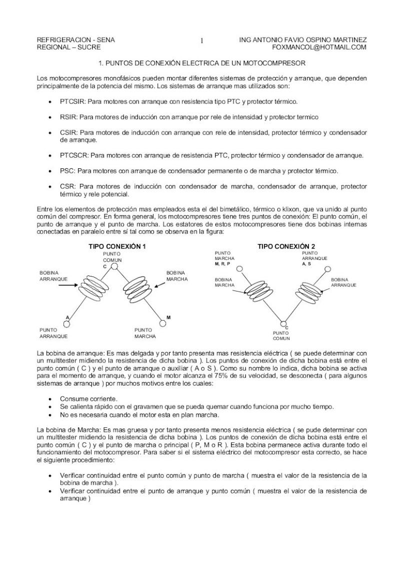DISPOSITIVOS ELECTRICOS EN REFRIGERACION Dispos10