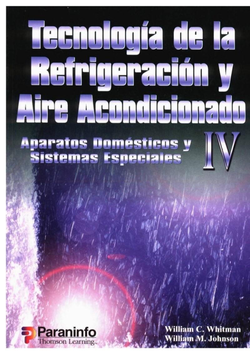 Refrigeracion y el aire acondicionado (apuntes PDF) Tomo_410