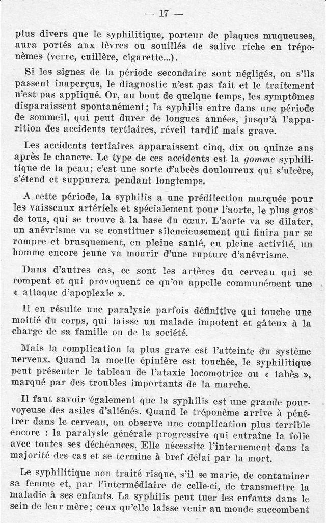 [Le service de santé] Manuel d'éducation sanitaire 1711