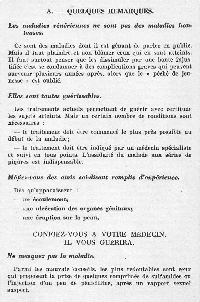 [Le service de santé] Manuel d'éducation sanitaire 1911