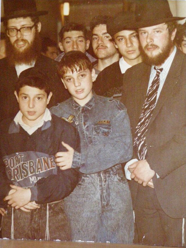 Воскресная еврейская школа P3281213