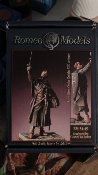 Saint Jhon Order Knight XIII - Romeo Models Dsc00322