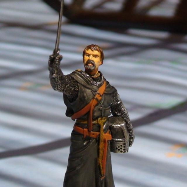 Saint Jhon Order Knight XIII - Romeo Models Dsc00413