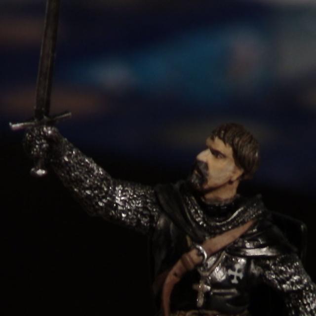 Saint Jhon Order Knight XIII - Romeo Models Dsc00414