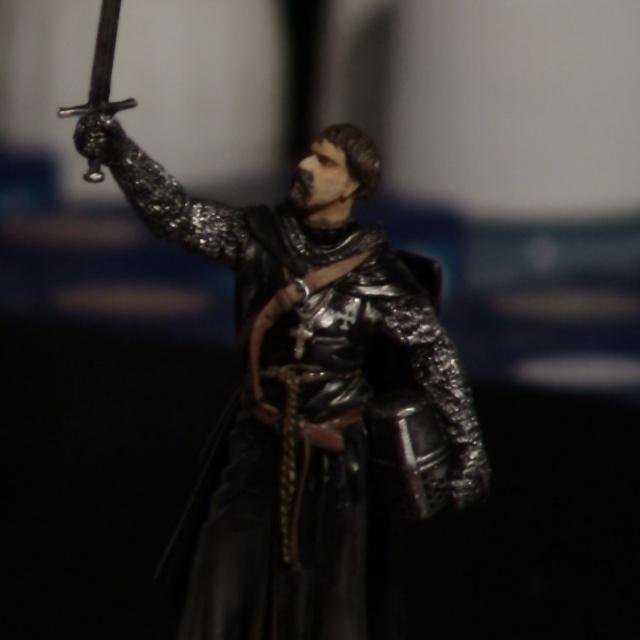 Saint Jhon Order Knight XIII - Romeo Models Dsc00415