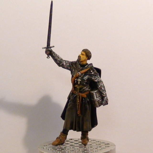 Saint Jhon Order Knight XIII - Romeo Models Dsc00417