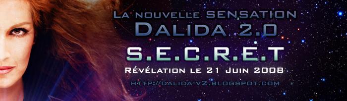 """"""" S.E.C.R.E.T """" le nouveau titre de Dalida Flypet12"""
