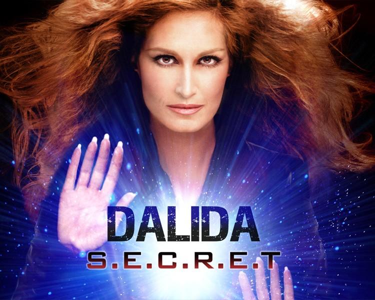 """Dalida 2.0 - """" S.E.C.R.E.T """" Pubpi010"""