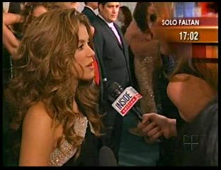 7th Annual Latin GRAMMY Awards - Red Carpet Cap-2010