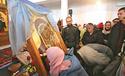 Ruska ikona Bogorodice Tabinske  proplakala u Srbiji - Čudo na grobu patrijarha Pavla! Ikona-10