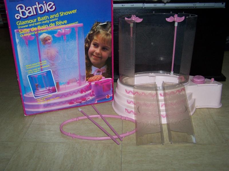 Piscine Barbie Annee 80