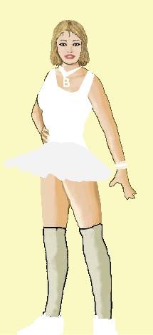 mes tenues Ballet10