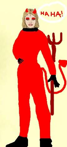 mes tenues Diable10