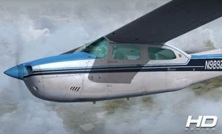 Cessna CT210M Centurion da Carenado Carena11