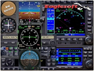 Eaglesoft Avionics Expansion Pack Esaep110