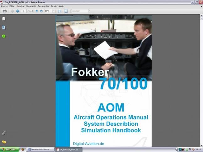 Digital Aviation Fokker 70-100 (Review de Duley) Image011