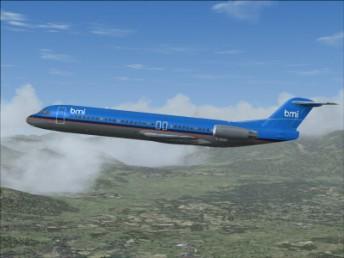 Digital Aviation Fokker 70-100 (Review de Duley) Image013