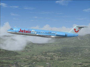 Digital Aviation Fokker 70-100 (Review de Duley) Image017
