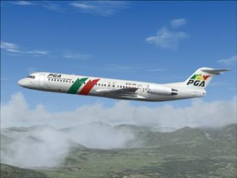 Digital Aviation Fokker 70-100 (Review de Duley) Image019