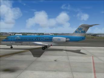 Digital Aviation Fokker 70-100 (Review de Duley) Image022