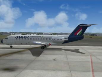 Digital Aviation Fokker 70-100 (Review de Duley) Image023
