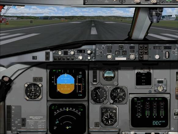 Digital Aviation Fokker 70-100 (Review de Duley) Image024