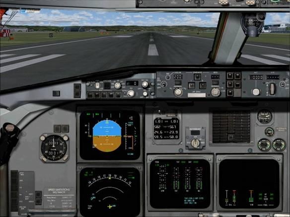 Digital Aviation Fokker 70-100 (Review de Duley) Image025