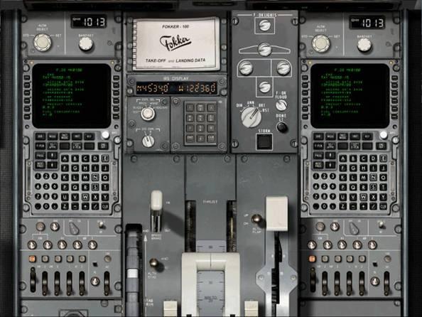 Digital Aviation Fokker 70-100 (Review de Duley) Image028
