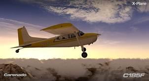Carenado C185F para X-Plane lançado Image036