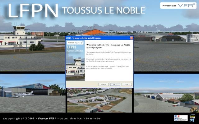 Toussus Le Noble - France VFR (Review de Claudio Carvalho) Review10