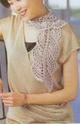 Вязанные шапки, шарфы и варежки  24137910