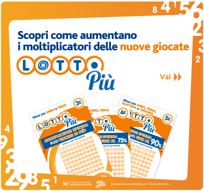 Lotto Più (Novità dal 23/5/12 sul Gioco del Lotto) Lotto110