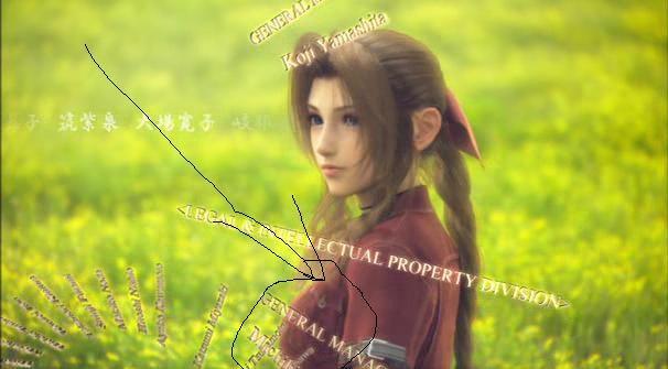 Quel est votre Final Fantasy préféré? - Page 2 Aeris10
