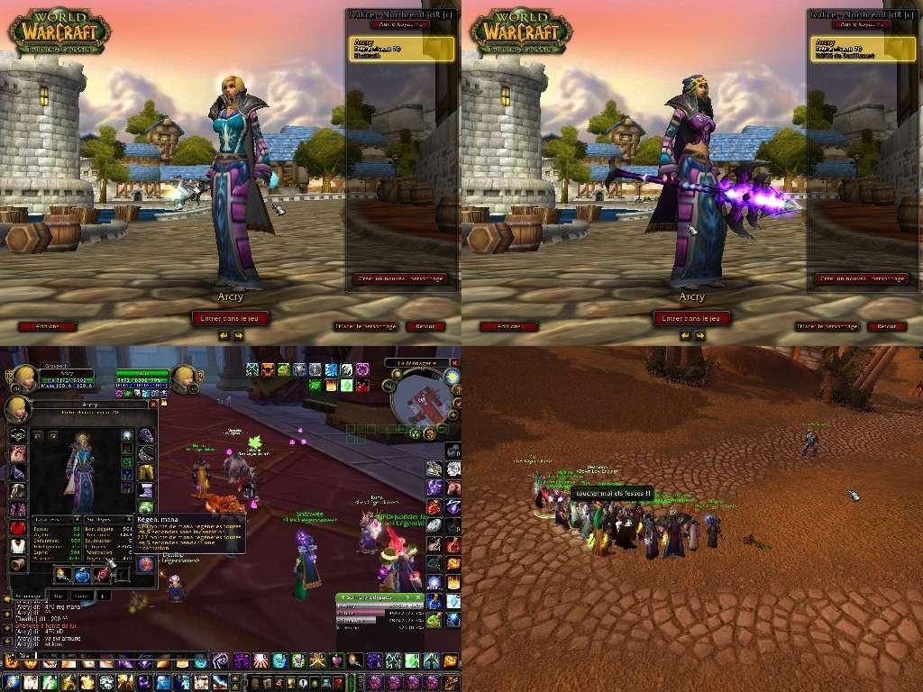 World of Warcraft Arcry10