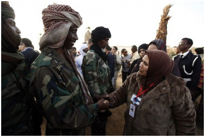 Crise Malienne - risque de partition 33655110
