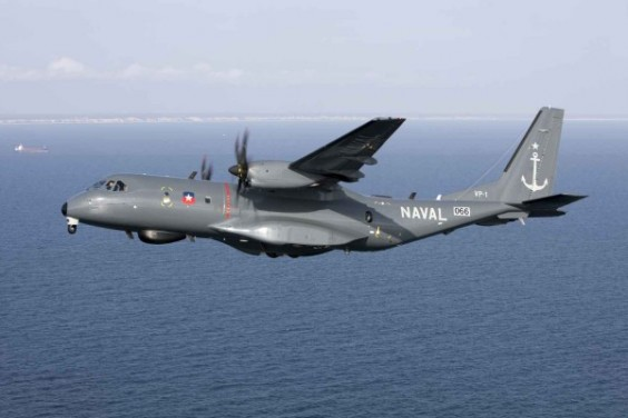 Maritime Patrol Aircraft - Page 2 C295mp10