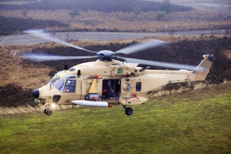 Hélicoptères de Transport Tactique/lourd - Page 3 Nh901510