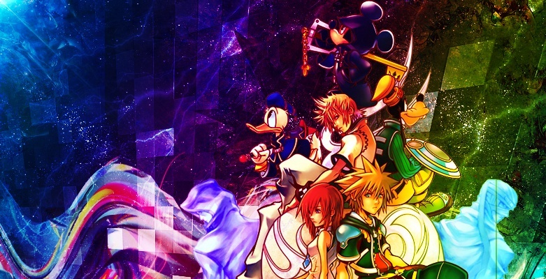 Kingdom hearts, le RPG