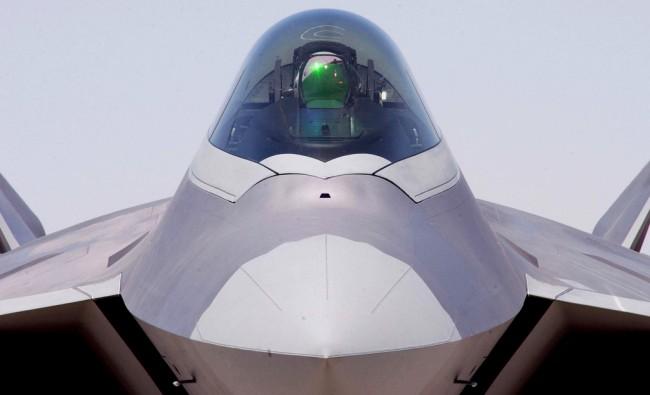 F-22 Raptor 1210