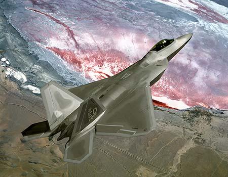 F-22 Raptor 410
