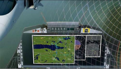 Saab: présentation du futur Gripen 6h8apy10