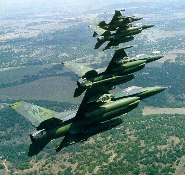 F-16 around the world A-1610
