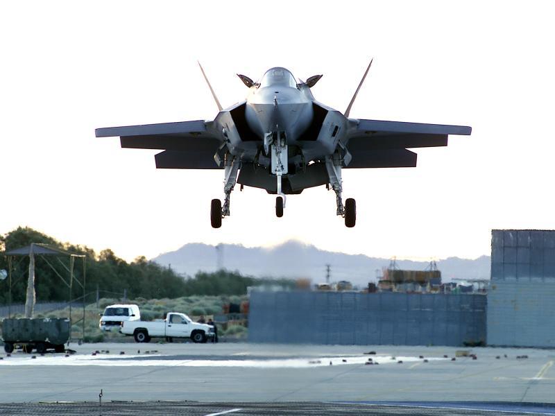 JSF F-35 Lightning II Aas1010