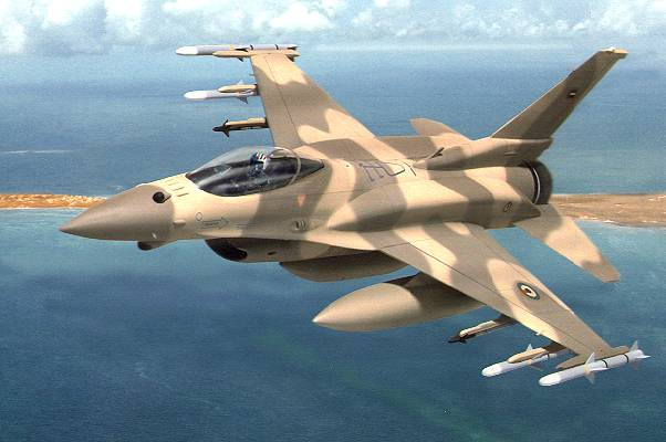 F-16 around the world F-16ua10