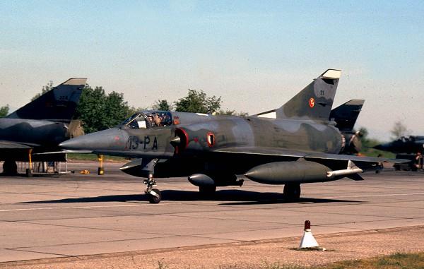 La Famille Mirage III Mirage14