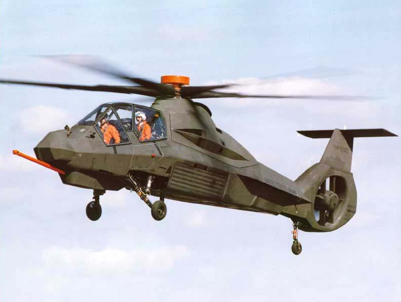 RAH-66 Comanche Rah-6610