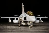 Saab: présentation du futur Gripen Saab-g10