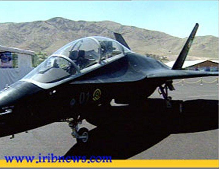 "L'avion de combat Iranien ""Saegheh"" - Page 2 Shafaq10"