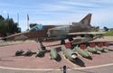 La Famille Mirage III Iai-kf10