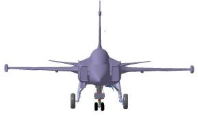 Saab: présentation du futur Gripen Undstu10